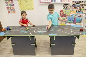 KamPONG Play Table